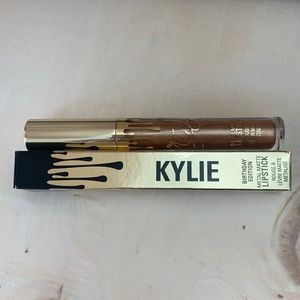 New Kylie Cosmetics BirthdayEdition Matte Lipstick